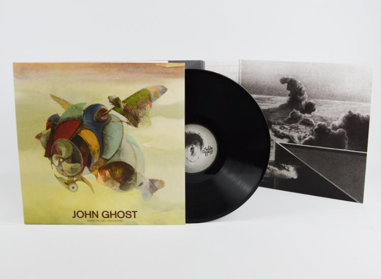 John Ghost - Airships Are Organisms vinyl